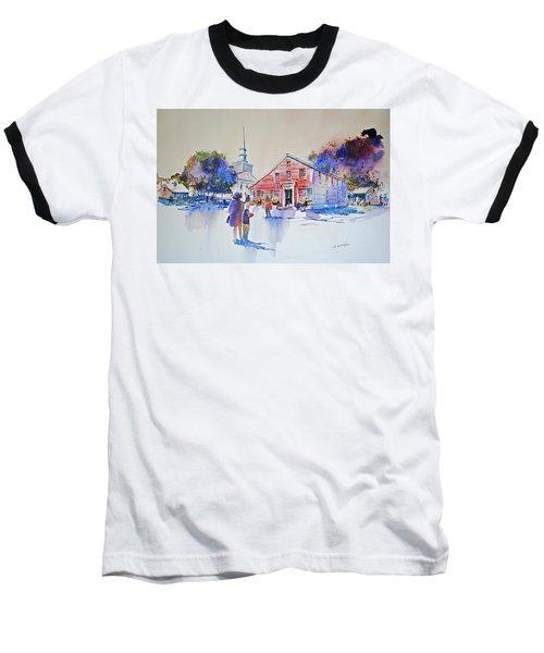 Bramhall's Corner Baseball T-Shirt