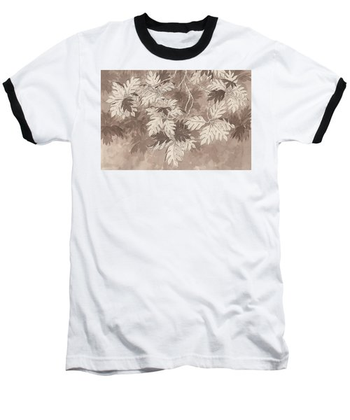 Breadfruit Tree Baseball T-Shirt