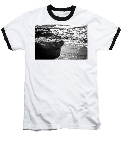Break In The Surf Baseball T-Shirt