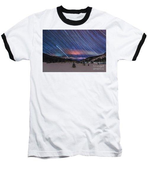 Breckenridge Trails  Baseball T-Shirt