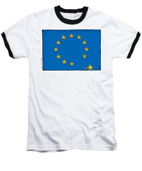 Brexit Eu Flag  Baseball T-Shirt