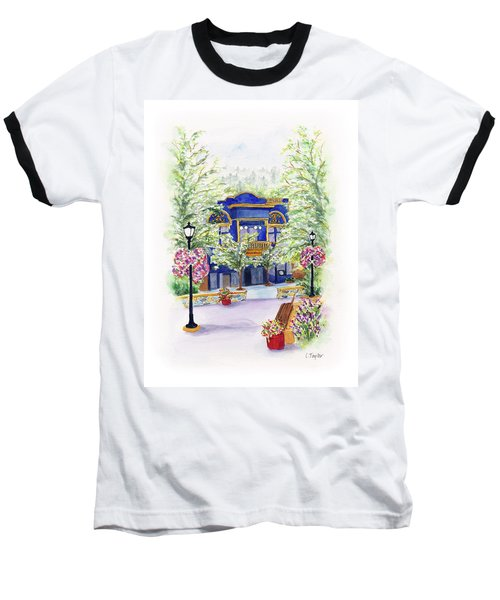 Brickroom On The Plaza Baseball T-Shirt