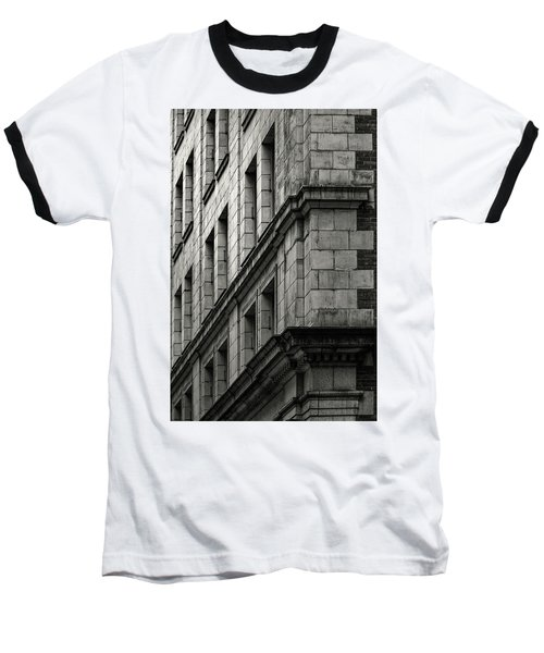 Bricks And Beauty Baseball T-Shirt