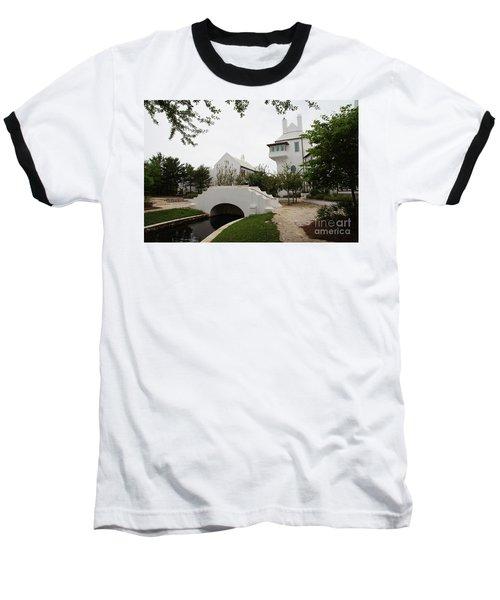Bridge In Alys Beach Baseball T-Shirt