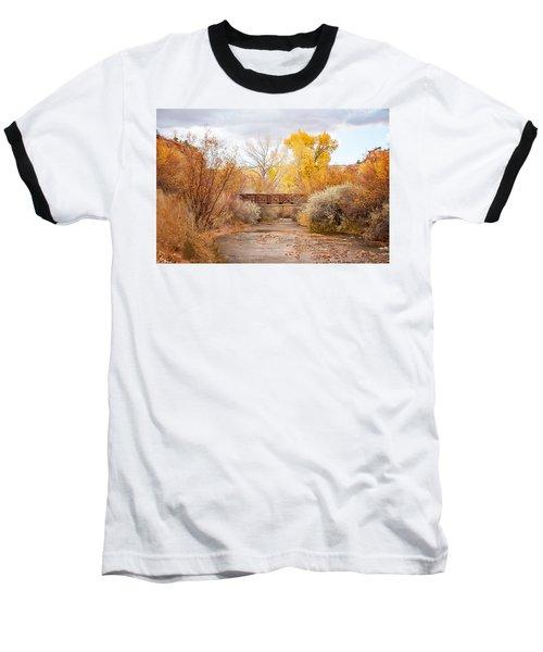 Bridge In Teasdale Baseball T-Shirt