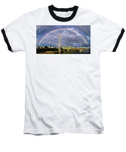 Bridge Of Hope Baseball T-Shirt