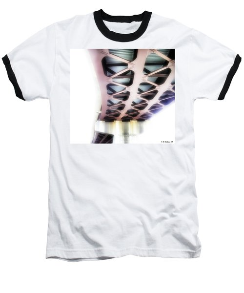 Baseball T-Shirt featuring the photograph Bridge To Eternity by Brian Wallace