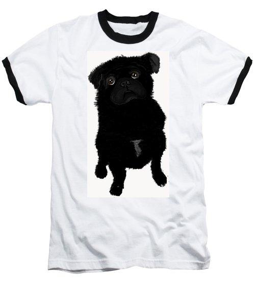 Brig Baseball T-Shirt by Paula Brown