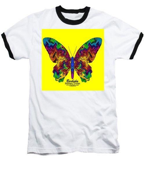 Baseball T-Shirt featuring the digital art Bright Transformation by Barbara Tristan