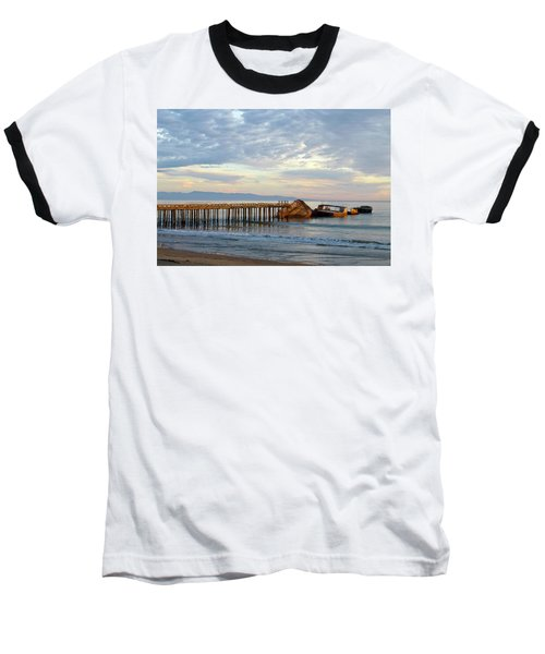 Broken Boat, Ss Palo Alto Baseball T-Shirt