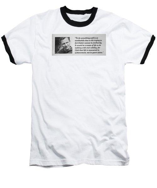 Bruce Mclaren Baseball T-Shirt