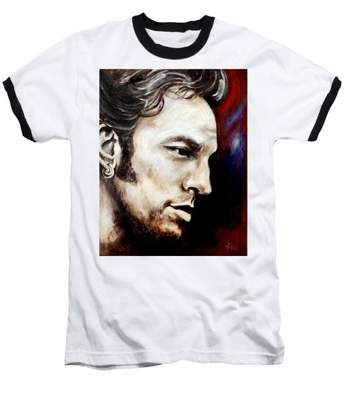 Bruce Springsteen Baseball T-Shirt