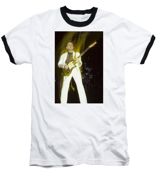 Buck Dharma Of Blue Oyster Cult Baseball T-Shirt