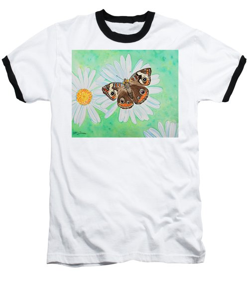 Buckeye On Oxeye Baseball T-Shirt