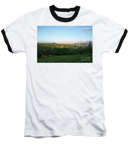 Bucolic Vinales I Baseball T-Shirt