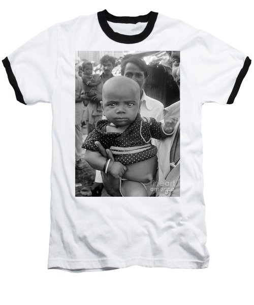 Buddha Baby, Mumbai India  Baseball T-Shirt