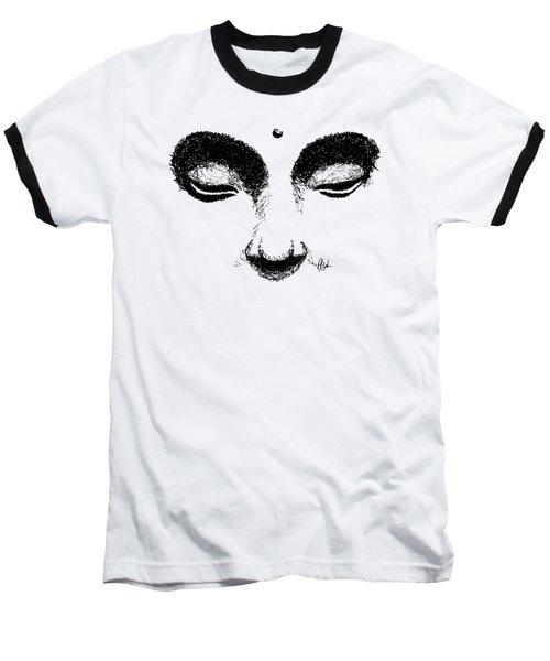 Buddha Eyes T-shirt Baseball T-Shirt