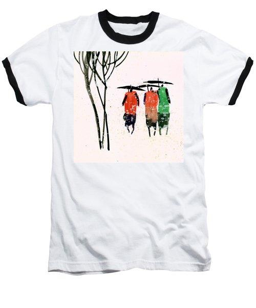 Buddies 3 Baseball T-Shirt