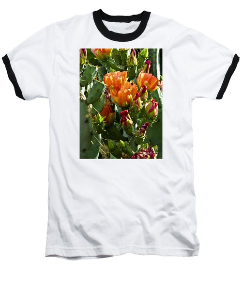 Buds N Blossoms Baseball T-Shirt