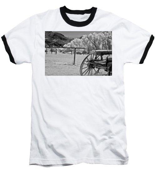 Bumpy Ride Baseball T-Shirt