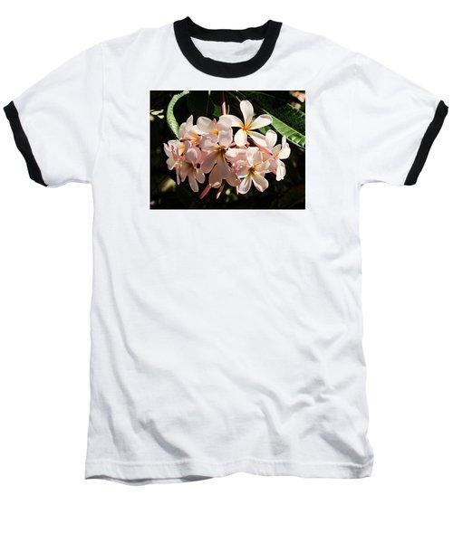Bunch Of Plumeria Baseball T-Shirt