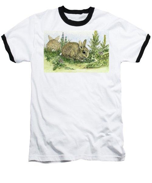Bunnies Baseball T-Shirt