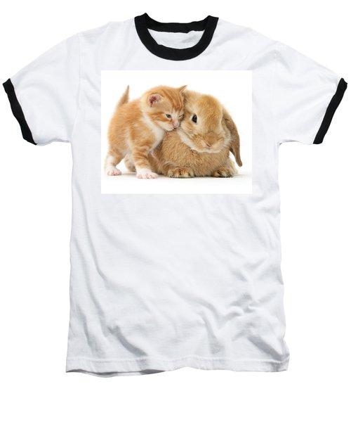 Bunny Love Baseball T-Shirt