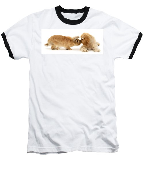 Bunny Nose Best Baseball T-Shirt