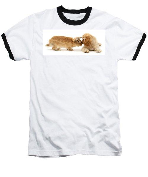 Bunny Nose Best Baseball T-Shirt
