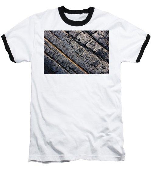 Burnt Bark Baseball T-Shirt