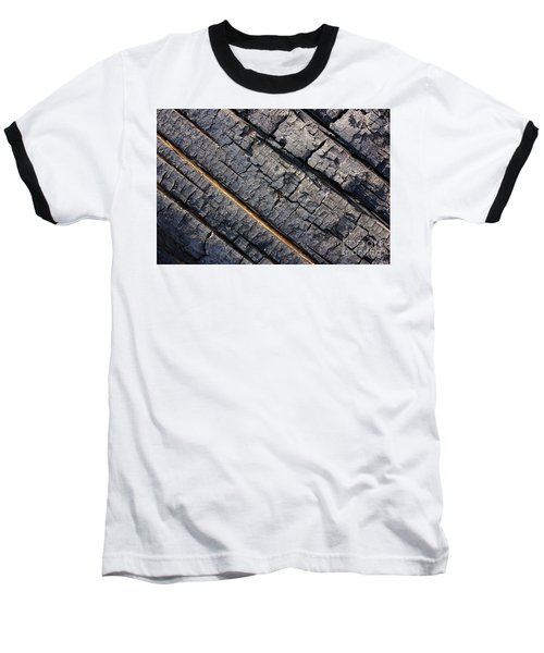 Burnt Bark Baseball T-Shirt