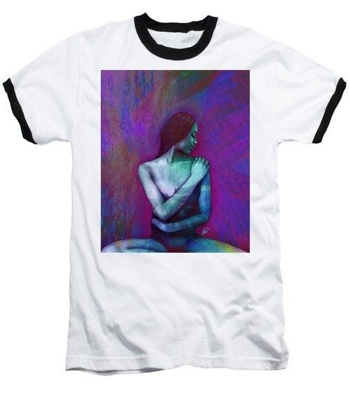 Butterfly Hearats Baseball T-Shirt