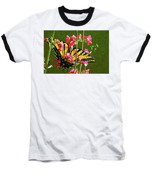 Butterfly's Dream Baseball T-Shirt