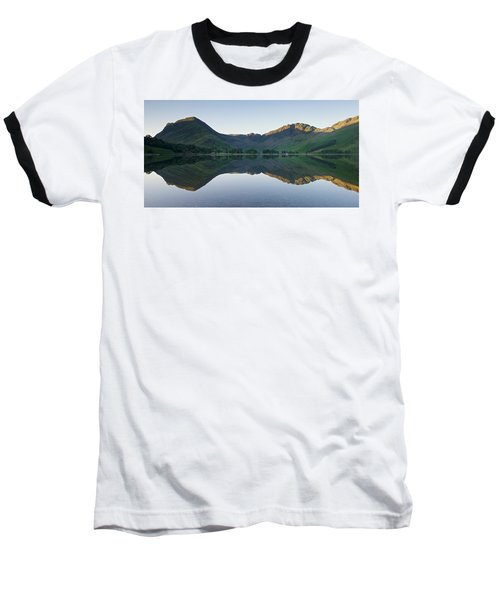 Buttermere Reflections Baseball T-Shirt