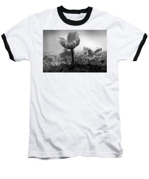 Bw Mushroom - 365- 232 Baseball T-Shirt