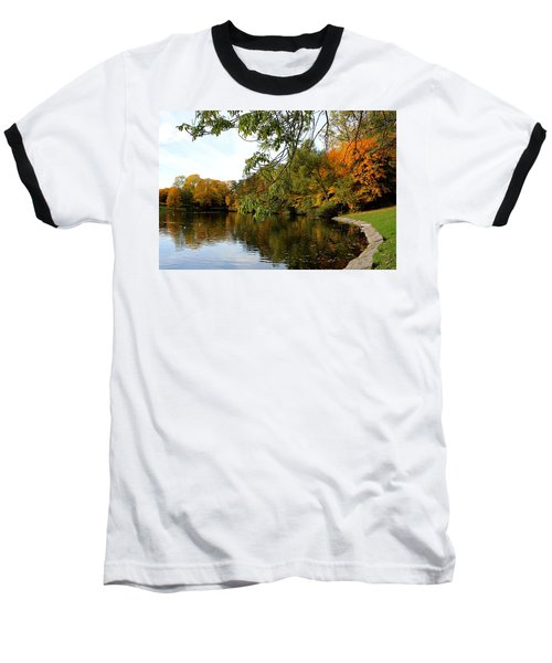 By The Pond Baseball T-Shirt
