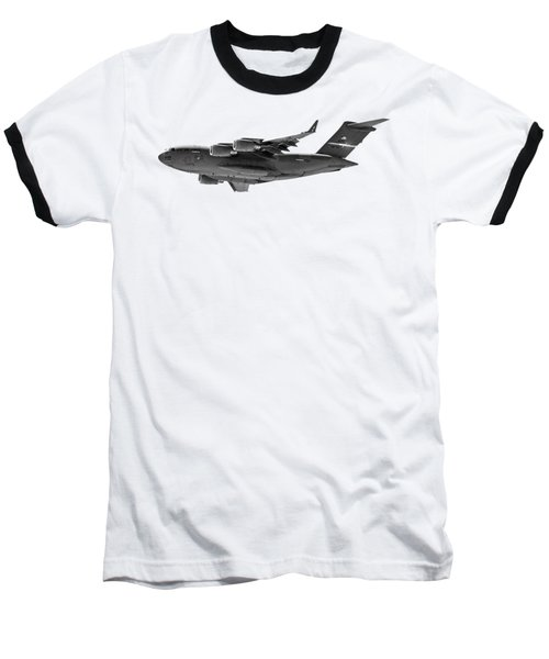 C-17 Globemaster IIi Bws Baseball T-Shirt by Mark Myhaver