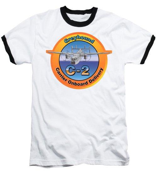 C-2 Greyhound Baseball T-Shirt