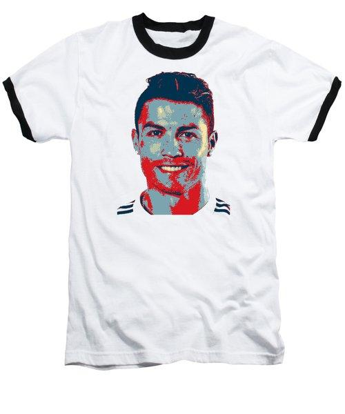 C. Ronaldo Baseball T-Shirt by Pillo Wsoisi