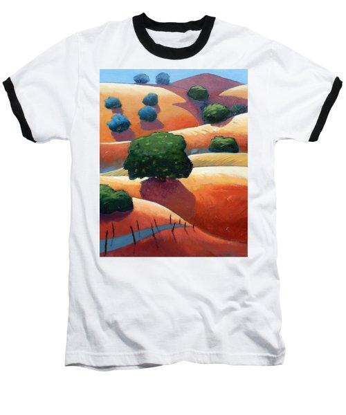 Ca Rollers Trip I Baseball T-Shirt by Gary Coleman