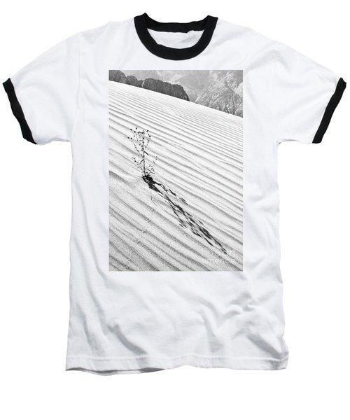 Cactus In Desert Baseball T-Shirt