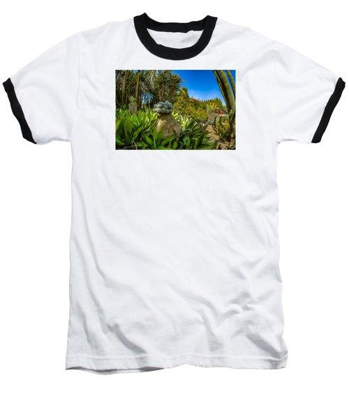 Cactus Paradise Baseball T-Shirt