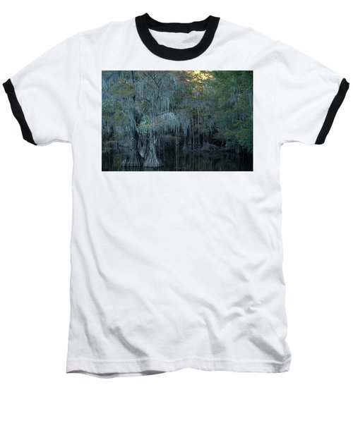 Caddo Lake #2 Baseball T-Shirt