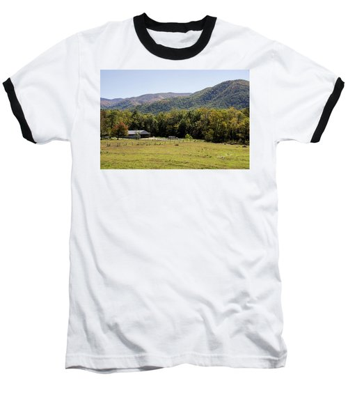 Cades Place Baseball T-Shirt by Ricky Dean