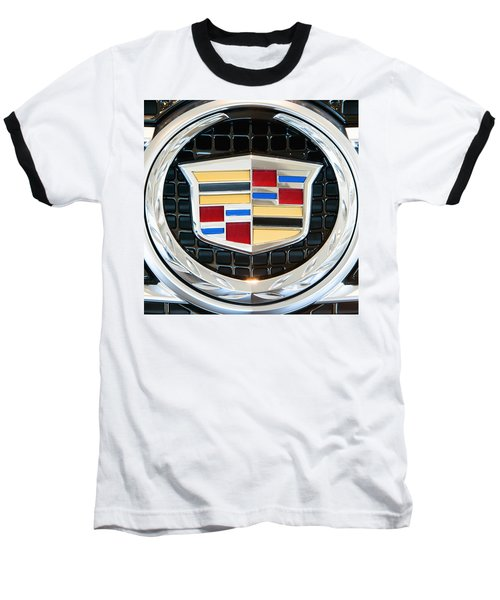Cadillac Quality Baseball T-Shirt