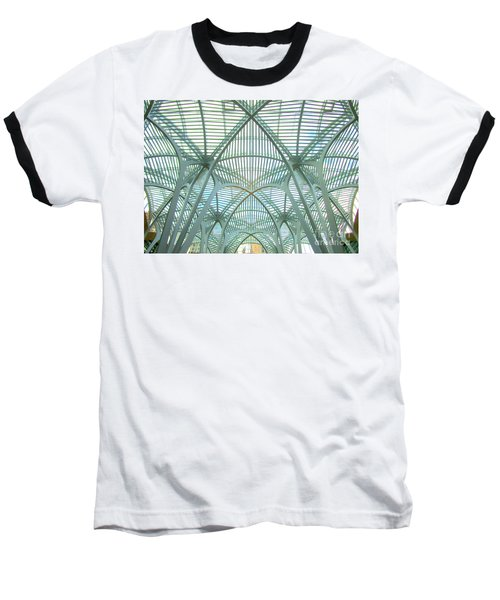 Calatrava In Toronto 10 Baseball T-Shirt