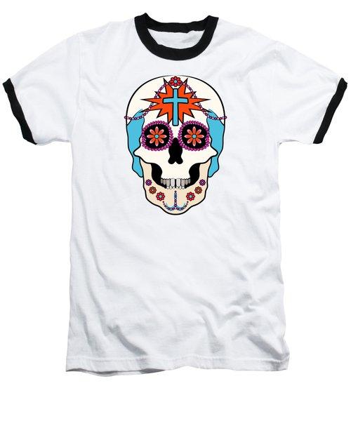 Calavera Graphic Baseball T-Shirt