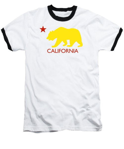California Baseball T-Shirt