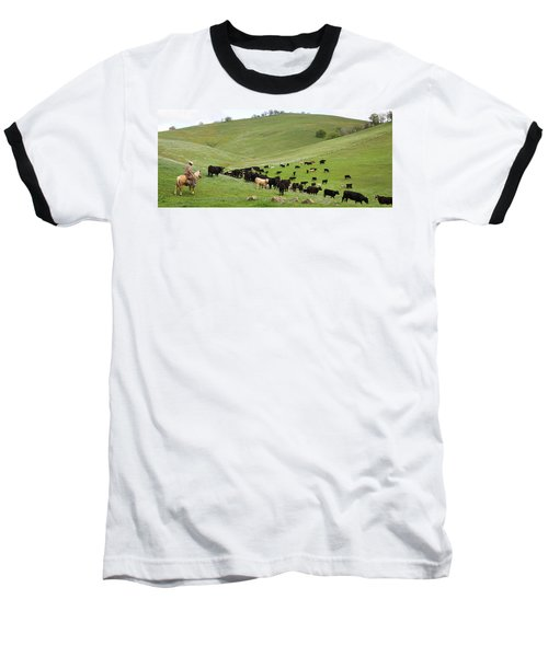 California Ranching Baseball T-Shirt
