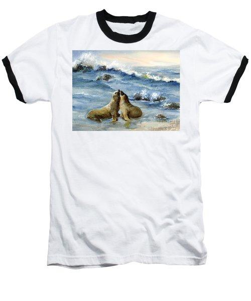 California Sea Lions Baseball T-Shirt